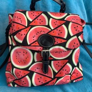 Dooney and Bourne Watermelon Backpack